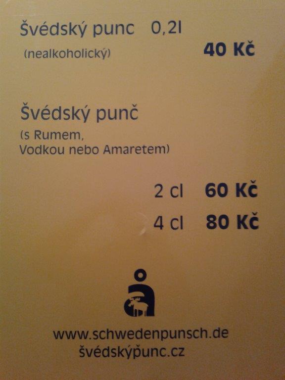 švédský punč