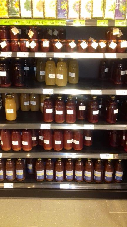 Schwedenpunsch in Flaschen