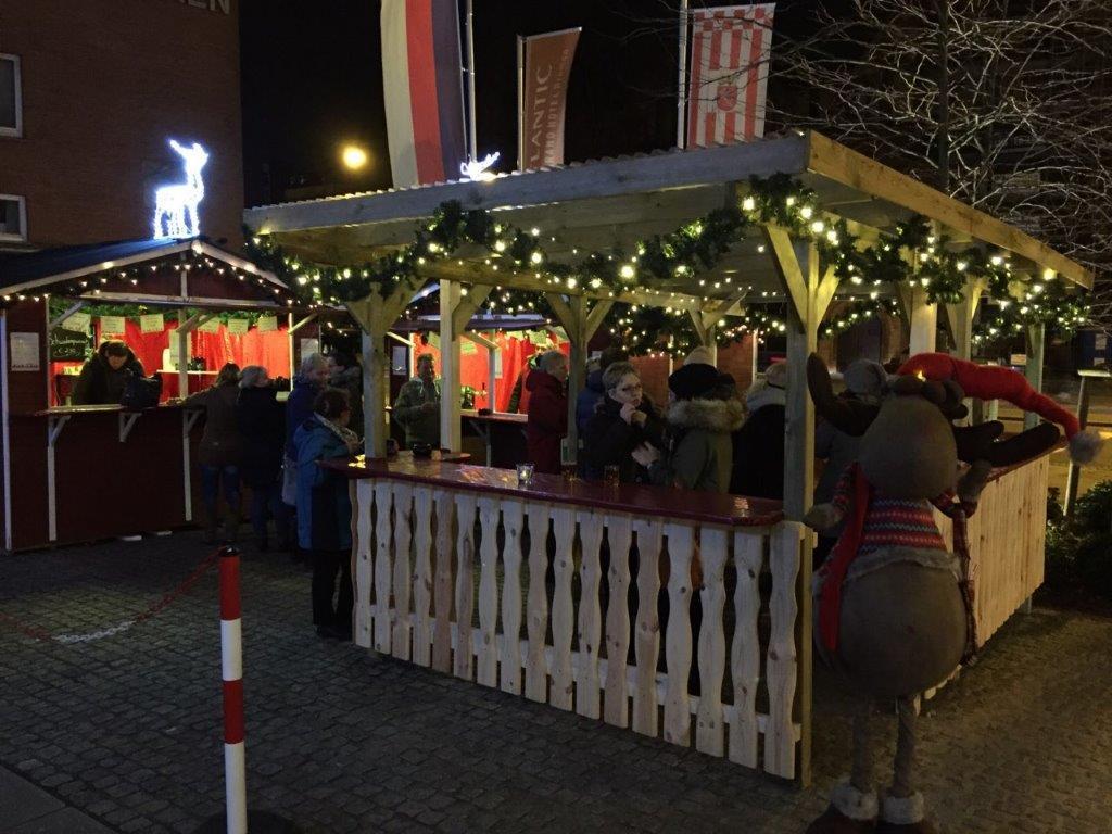 Weihnachten mit Schwedenpunsch
