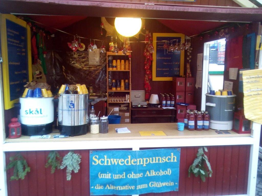 Schwedenpunsch mit und ohne Alkohol